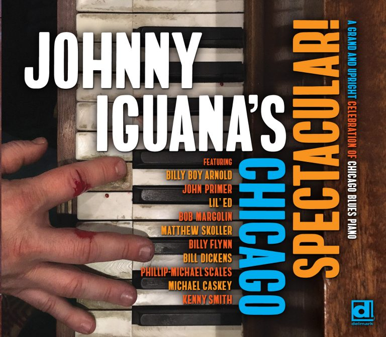 Front Cover - JOHNNY IGUANA'S CHICAGO SPECTACULAR!